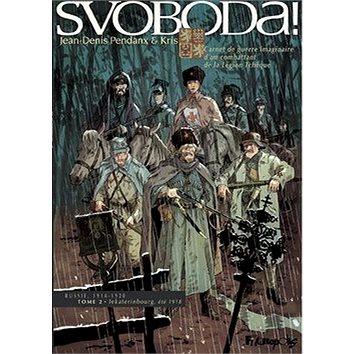Svoboda!: 1+2 (978-80-87596-29-6)