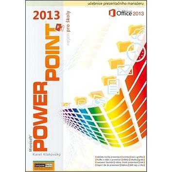 PowerPoint 2013 nejen pro školy (978-80-7402-146-6)