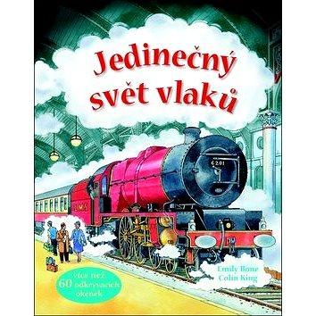 Jedinečný svět vlaků (978-80-256-1173-9)