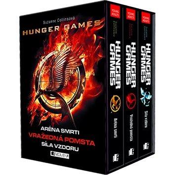 Hunger Games BOX 1-3: Aréna smrti, Vražedná pomsta, Síla vzdoru (978-80-253-2046-4)