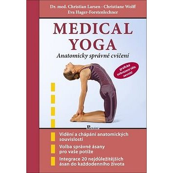 Medical yoga: Anatomicky správné cvičení (978-80-87419-33-5)