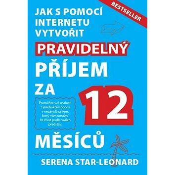 Jak s pomocí internetu vytvořit pravidelný příjem za 12 měsíců: Bestseller (978-80-87383-27-8)
