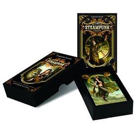 Steampunk tarot: kniha a 78 karet (978-80-7370-249-6)