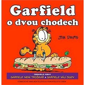 Garfield o dvou chodech č.9+10 (978-80-7449-215-0)