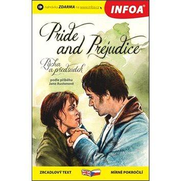 Pride and Prejudice/Pýcha a předsudek: zrcadlový text mírně pokročilí (978-80-7240-871-9)
