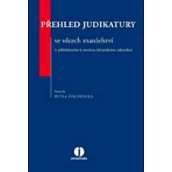 Přehled judikatury ve věcech manželství: S přihlédnutím k novému občanskému zákoníku (978-80-7478-334-0)