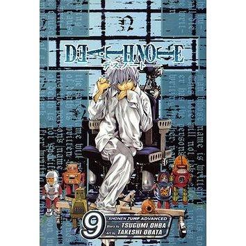 Death Note Zápisník smrti 9 (978-80-7449-224-2)