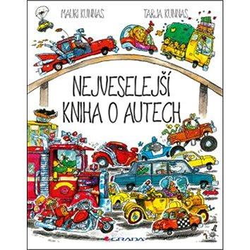 Nejveselejší kniha o autech (978-80-247-5074-3)