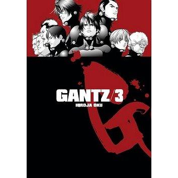 Gantz 3 (978-80-7449-227-3)