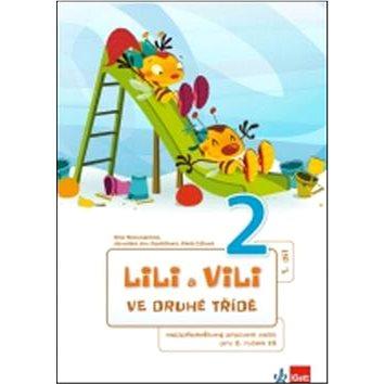 Balíček 4ks Lili a Vili 2 ve druhé třídě: mezipředmětové pracovní sešity I.-IV. díl (978-80-7397-131-1)