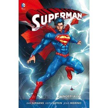 Superman 2 Tajnosti a lži (978-80-7461-480-4)