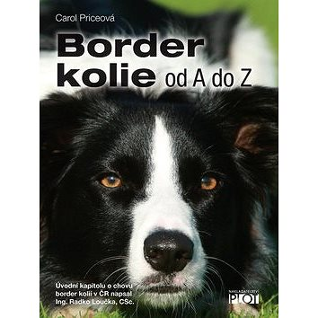 Kniha Border kolie od A do Z (978-80-7428-209-6)