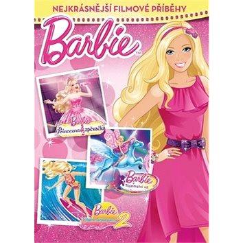 Barbie Nejkrásnější filmové příběhy (978-80-252-2859-3)