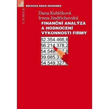 Finanční analýza a hodnocení výkonnosti firmy (978-80-7400-538-1)