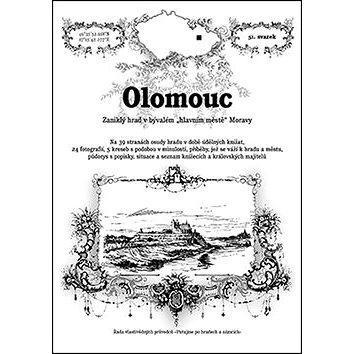Olomouc: Zaniklý hrad v bývalém hlavním městě Moravy (978-80-87712-63-4)
