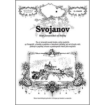 Svojanov: Hrad jihovýchodně od Poličky (978-80-87712-92-4)