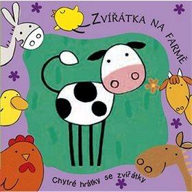 Zvířátka na farmě: Chytré hrátky se zvířátky (978-80-264-0388-3)