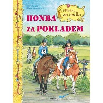 Honba za pokladem: Příběhy ze sedla (978-80-7267-519-7)