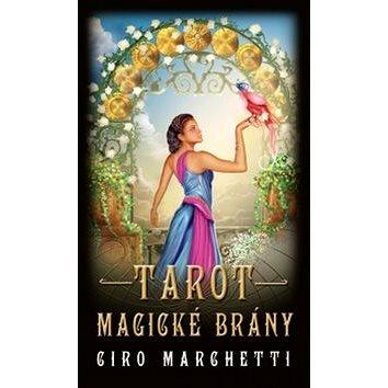 Tarot magické brány: Kniha a 78 karet (978-80-7370-259-5)