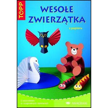 TOPP Wesole zwierzatka: z papieru (978-80-7342-079-6)