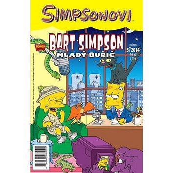 Bart Simpson Mladý Buřič: 41760 (978-6-600-7509-1)