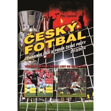 Český fotbal Gambrinus liga a Pohár České pošty: Všechny sezony České ligy od roku 1993 (978-80-7211-466-5)