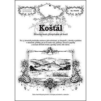 Košťál (978-80-87712-13-9)