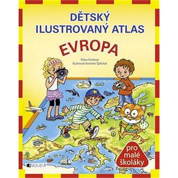Dětský ilustrovaný atlas Evropa (978-80-253-2035-8)