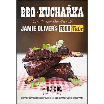 BBQ kuchařka: Jamie Oliver´s Food Tube (978-80-905003-3-4)
