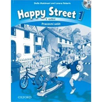Happy Street 3rd Edition 1 Pracovní sešit (978-0-947511-6-2)