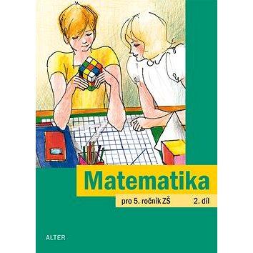 Matematika pro 5. ročník ZŠ 2.díl (978-80-7245-295-8)