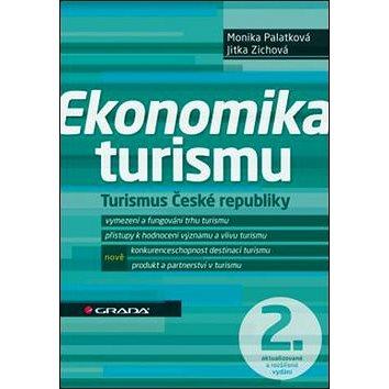 Ekonomika turismu: Turismus České republiky (978-80-247-3643-3)
