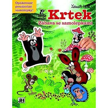 Zábava se samolepkami Krtek (859-5-938033-3-3)