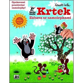 Zábava se samolepkami Krtek (859-5-938033-4-0)