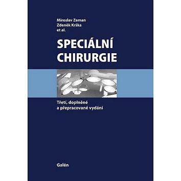 Speciální chirurgie (978-80-7492-128-5)