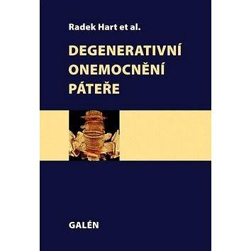 Degenerativní onemocnění páteře (978-80-7492-067-7)