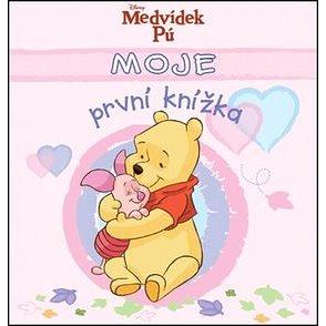 Medvídek Pú Moje první knížka: růžová (978-80-252-3248-4)