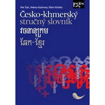 Česko-khmerský stručný slovník: Vodžonánukrom Čék-khmae (978-80-87576-62-5)