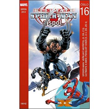 Ultimate Spider-Man a spol. 16 (978-6-600-7216-8)