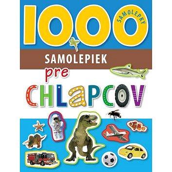 1000 samolepiek pre chlapcov (978-80-8107-784-5)