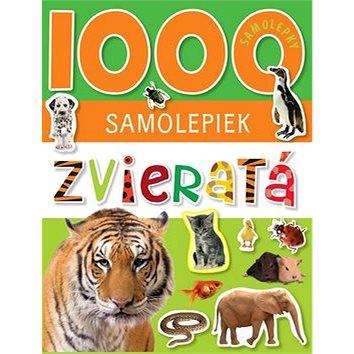 1000 samolepiek Zvieratá (978-80-8107-814-9)