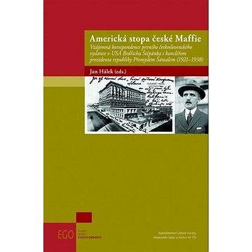 Americká stopa české Maffie (978-80-7422-341-9)