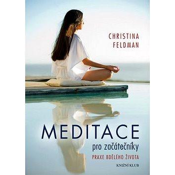 Meditace pro začátečníky: Praxe bdělého života (978-80-242-4529-4)