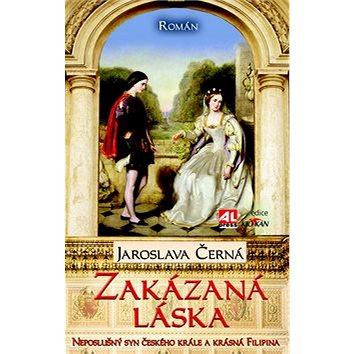 Zakázaná láska: Neposlušný syn českého krále a krásná Filupina (978-80-7466-531-8)