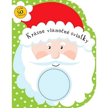 Krásne vianočné sviatky: vyše 50 samolepiek (978-80-8107-787-6)