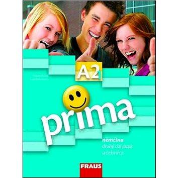 Prima A2/díl 1 Němčina jako druhý cizí jazyk učebnice (978-80-7238-755-7)