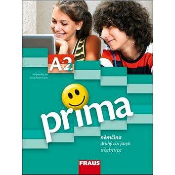 Prima A2/díl 2 Němčina jako druhý cizí jazyk učebnice (978-80-7238-758-8)