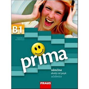Prima B1 Němčina jako druhý cizí jazyk učebnice (978-80-7238-761-8)