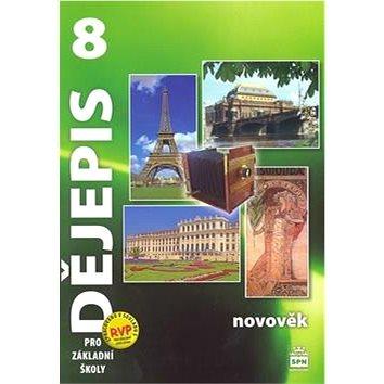 Dějepis 8 pro základní školy Novověk (978-80-7235-540-2)