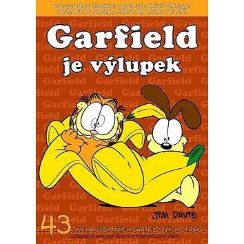 Garfield je výlupek: č.43 (978-80-7449-253-2)